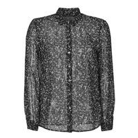 textil Mujer Camisas Ikks BR12025 Negro