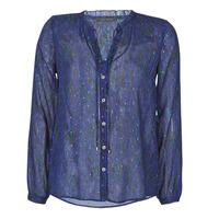 textil Mujer Camisas Ikks BR13035 Marino
