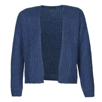 textil Mujer Chaquetas de punto Ikks BR17015 Marino