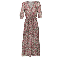 textil Mujer vestidos largos Ikks BR30065 Multicolor