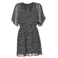 textil Mujer vestidos cortos Ikks BR30075 Negro