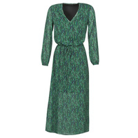 textil Mujer Vestidos largos Ikks BR30095 Verde