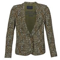 textil Mujer Chaquetas / Americana Ikks BR40005 Kaki