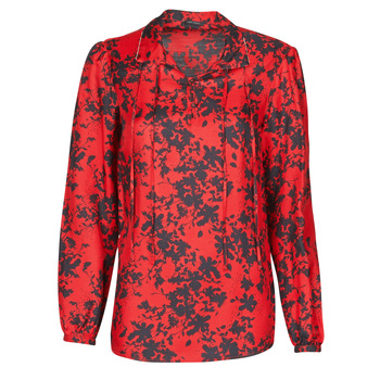 textil Mujer Tops / Blusas Ikks BR13085 Rojo