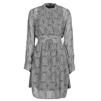 textil Mujer Vestidos cortos Ikks BR30165 Gris