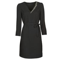textil Mujer Vestidos cortos Ikks BR30265 Negro
