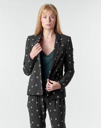 textil Mujer Chaquetas / Americana Ikks BR40115 Negro