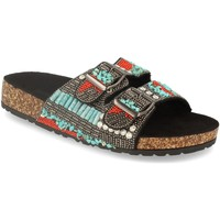 Zapatos Mujer Zuecos (Mules) Buonarotti 1GG-0034 Negro