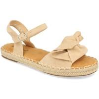 Zapatos Mujer Sandalias Milaya 2M10 Beige