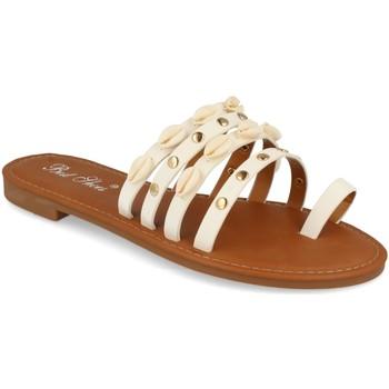 Zapatos Mujer Sandalias Milaya 2R33 Blanco