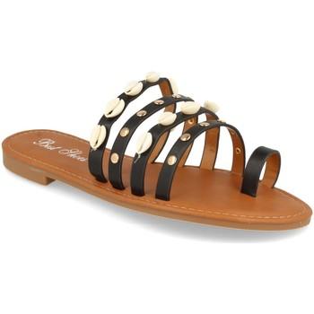 Zapatos Mujer Sandalias Milaya 2R33 Negro