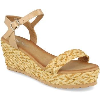 Zapatos Mujer Sandalias Festissimo A30-39 Beige