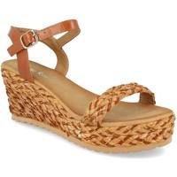 Zapatos Mujer Sandalias Festissimo A30-39 Camel
