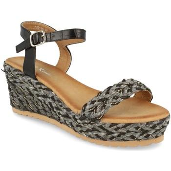 Zapatos Mujer Sandalias Festissimo A30-39 Negro