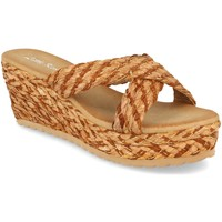 Zapatos Mujer Sandalias Festissimo A30-50 Camel