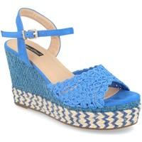 Zapatos Mujer Sandalias Milaya JC-5R10 Azul