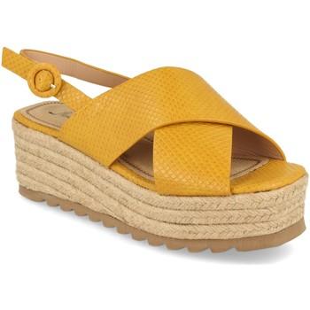 Zapatos Mujer Sandalias Festissimo W18-09 Amarillo