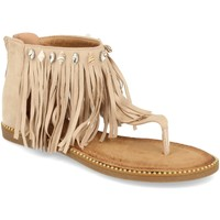 Zapatos Mujer Sandalias H&d WH-69 Beige