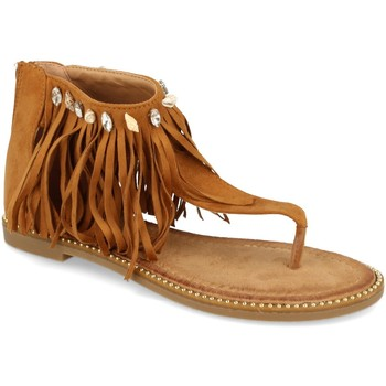 Zapatos Mujer Sandalias H&d WH-69 Camel