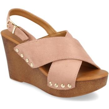 Zapatos Mujer Sandalias Prisska Y5627 Rosa