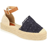 Zapatos Mujer Alpargatas H&d YT30 Azul