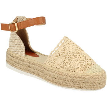 Zapatos Mujer Alpargatas H&d YT30 Beige