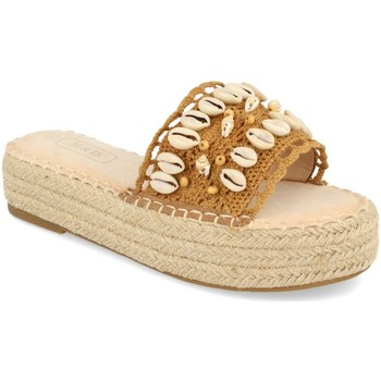 Zapatos Mujer Sandalias H&d YZ19-171 Camel