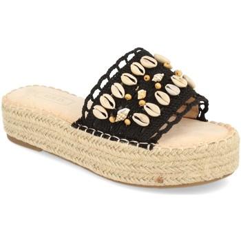 Zapatos Mujer Sandalias H&d YZ19-171 Negro