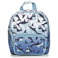 Bolsos Niño Mochila CARAMEL & CIE MINI BACKPACK SHARKS Azul
