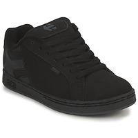 Zapatos Hombre Zapatillas bajas Etnies FADER Negro
