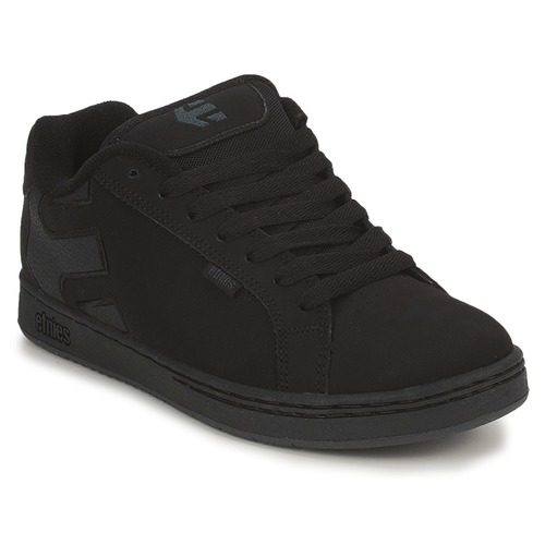 Zapatos especiales para hombres y mujeres Etnies FADER Negro