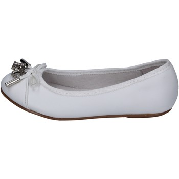 Zapatos Niña Bailarinas-manoletinas Enrico Coveri BN702 blanco