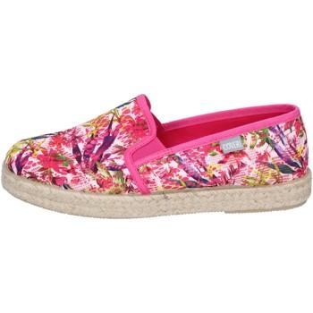 Zapatos Mujer Slip on Enrico Coveri BN704 rosa