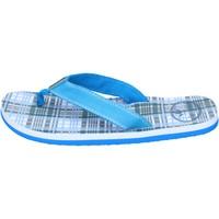Zapatos Niño Sandalias Brooksfield sandalias lona azul claro