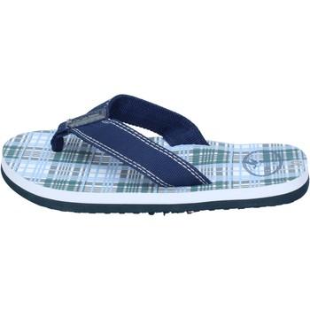 Zapatos Niño Sandalias Brooksfield sandalias lona azul