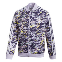 textil Niña Chaquetas de deporte adidas Originals SST TOP Violeta
