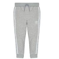 textil Niño Pantalones de chándal adidas Originals TREFOIL PANTS Gris