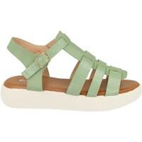 Zapatos Mujer Sandalias Encor C157 Verde