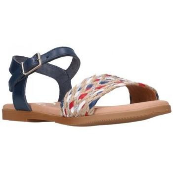 Zapatos Niña Sandalias Oh My Sandals For Rin OH MY SANDALS 4755 MARINO CB Niña Azul marino bleu