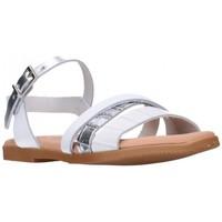 Zapatos Niña Sandalias Oh My Sandals For Rin OH MY SANDALS 4752 BLANCO CB Niña Blanco blanc