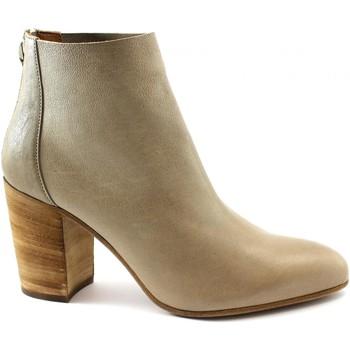 Zapatos Mujer Botines Les Venues LES-E20-9755-TAU Sabbia