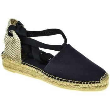 Zapatos Mujer Alpargatas Anserioja YUTE MUJER  MARINO Azul