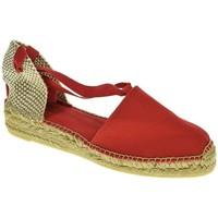 Zapatos Mujer Alpargatas Anserioja YUTE MUJER  ROJO Rojo