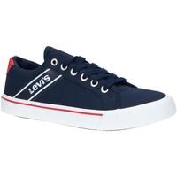 Zapatos Niño Zapatillas bajas Levi's VKIN0002T KINGSTONE Azul