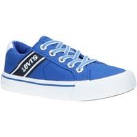 Zapatos Niño Zapatillas bajas Levi's VKIN0001T KINGSTON Azul