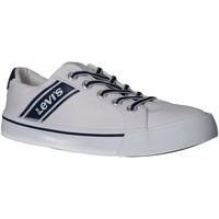 Zapatos Niño Zapatillas bajas Levi's VKIN0001T KINGSTON Blanco