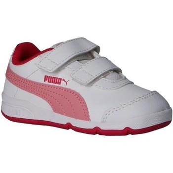 Zapatos Niños Multideporte Puma 192523 STEPFLEEX Blanco