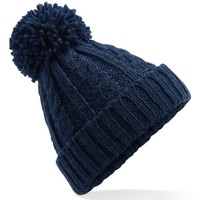 Accesorios textil Gorro Beechfield B480 Azul