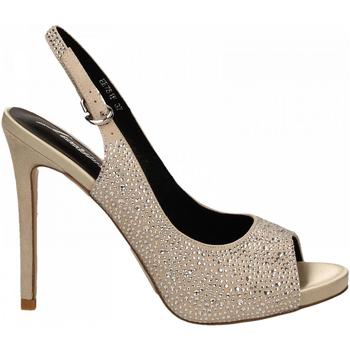 Zapatos Mujer Zapatos de tacón Luciano Barachini CAMOSCIO naturale