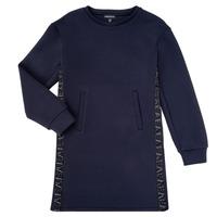 textil Niña Vestidos cortos Emporio Armani 6H3A07-1JDSZ-0920 Marino